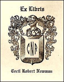 Bookplate design F-432, later M-432