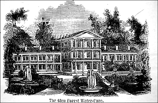 Illustration from the Springfield Weekly News of June 8, 1860