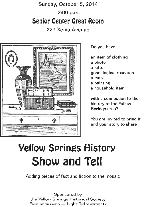 2014_Show-n-Tell_Poster